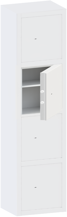 Office cabinet MS 4