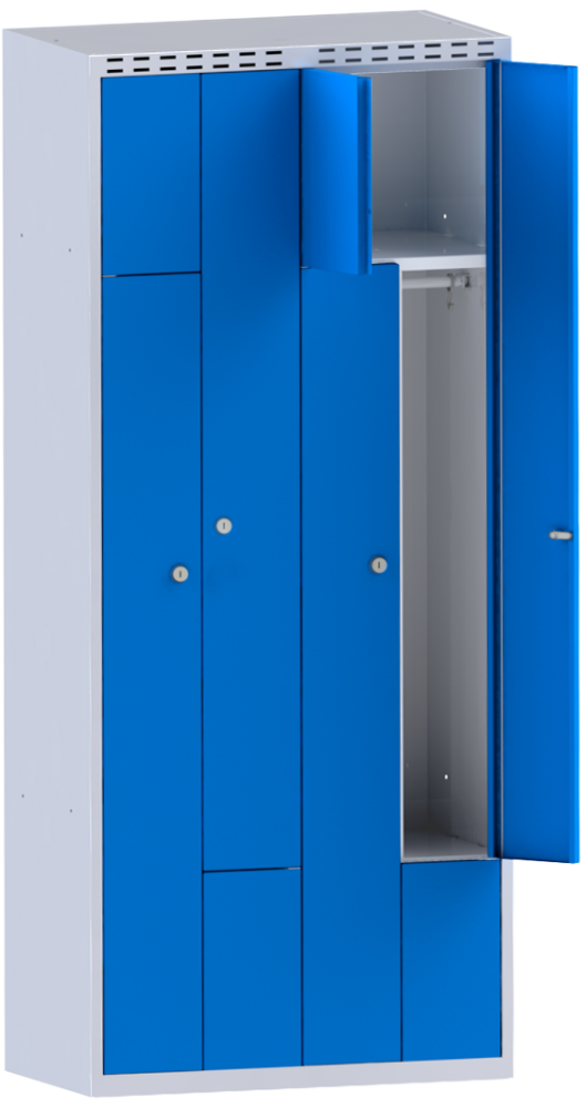 Z-type lockers -- SO 4Z/800