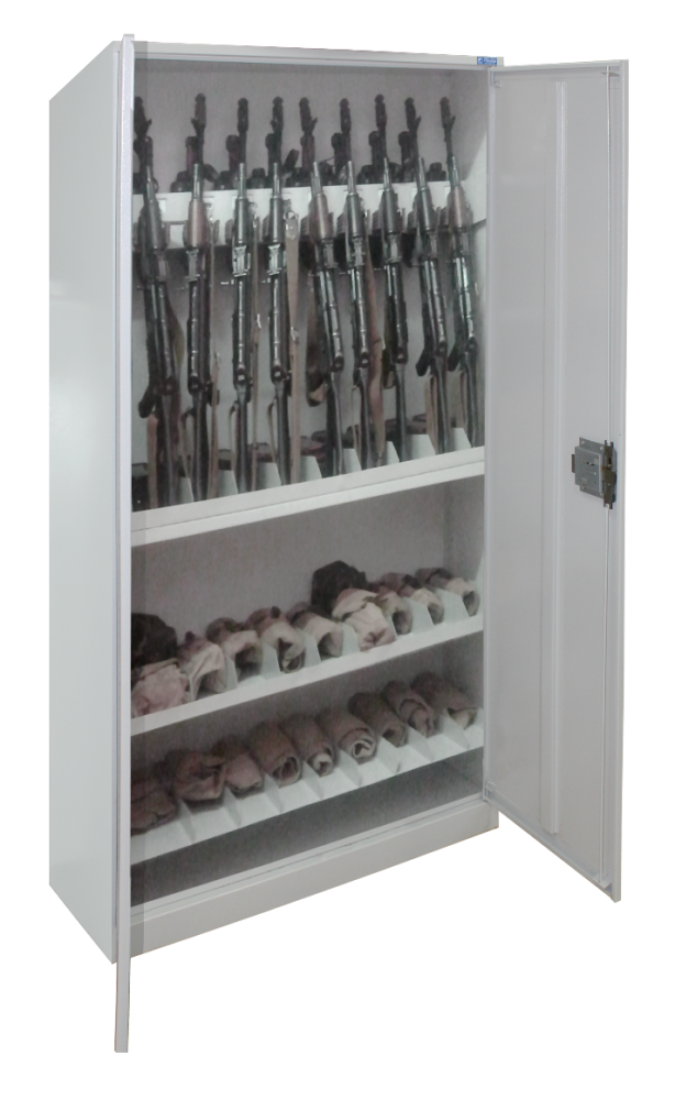 Gun cabinets, weapon safes -- BS RS