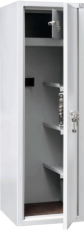 Gun cabinets, weapon safes