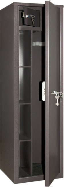 Gun cabinets, weapon safes -- RSL 140T/2